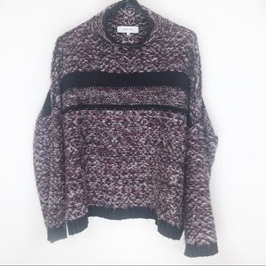 Cozy John + Jenn sweater!